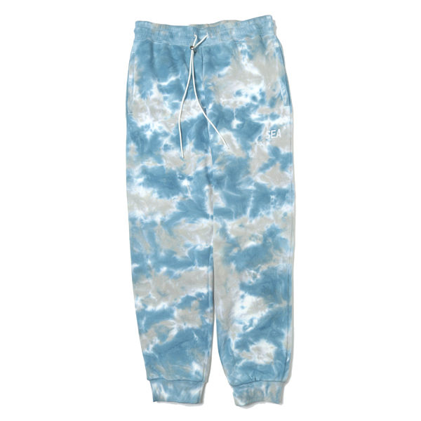 SEA (tie-dye) SWEAT PANTS