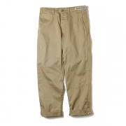 ORIGINAL WIDE CHINO TROUSERS