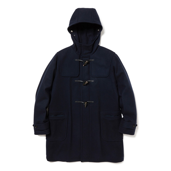 CPR DUFFLE COAT L/W MELTON WITH GORE-TEX INFINIUM