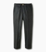CLASSIC WOOL TROUSERS