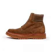 HIKER BOOTS COW LEATHER