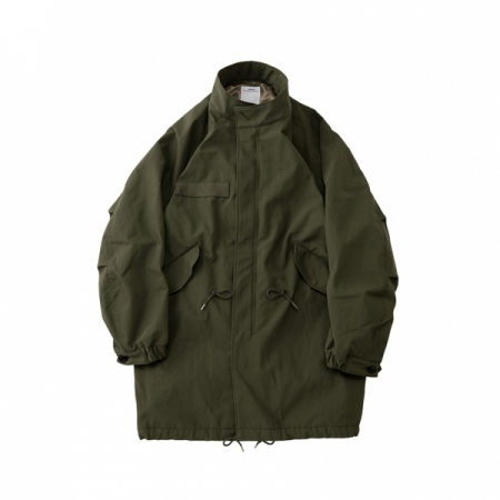 SIX-FIVE FISHTAIL PARKA (W/L)