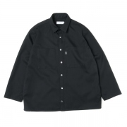 Selvage Wool L/S Box Shirt