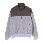 FLEECE HALF ZIP