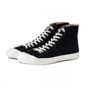 LEATHER 10 HOLE ATHLETIC SNEAKER