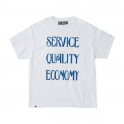 "PRINT T-SHIRTS ""OUR POLICY"""