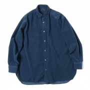COMFORT FIT SHIRTS ORGANIC COTTON CORDUROY