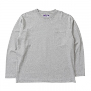 7oz L/S Pocket Tee