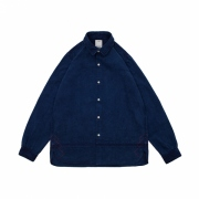 LONG RIDER SASHIKO SHIRT L/S