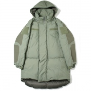 MONSTER PARKA NYLON TAFFETA