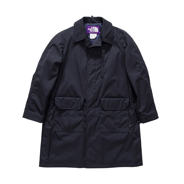 65/35 Insulated Soutien Collar Coat