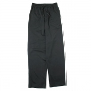 Y-3 3-STRIPES WIDE PANTS / BLACK