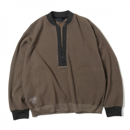 POSTMARK ZIP SWEATER