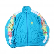 CHAOS EMBROIDERY TRACK JACKET