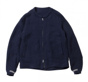 NO-COLLAR BLOUSON