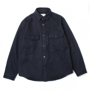 LIKE WEAR CPO シャツ